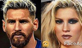 ''2018 Dünya Kupası'nın Yıldız Futbolcuları Kadın Olsaydı Nasıl Görünürlerdi?'' Sorusunu Yanıtladık