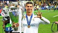 Milyon Dolarlık Futbolcu! Cristiano Ronaldo'nun Ne Kadar Kazandığını Duyduğunuzda Şok Olacaksınız!