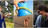 Çekildikleri Tatil Fotoğraflarıyla Büyük Bir Alkışı Hak Eden Birbirinden Yaratıcı 22 İnsan