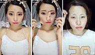 Makyajın Gücü Bir Kenara Yetenekleriyle Farklı Bir İnsana Dönüşen 19 Kadının Öncesi ve Sonrası