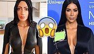 Milyon Dolarlık Pasta! İngiliz Pasta Tasarımcısından Kim Kardashian'a Benzemesiyle Dikkat Çeken Doğum Günü Pastası