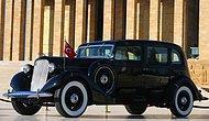 Anıtkabir Müze Komutanlığı'na Teslim Edildi: Atatürk'e Ait 1935 Model Lincoln'ün Restorasyonu Tamamlandı