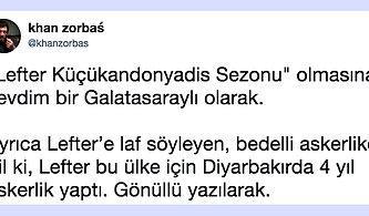 Fenerbahçe Efsanesi Lefter'e Yapılan Irkçı Yorum Karşısında Gerçek Futbol Severler Birleşti!