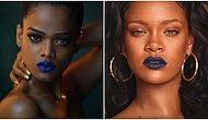 Rihanna'ya Olan Benzerliğiyle Gören Herkesi Şaşkına Çeviren Model: Renee Kujur