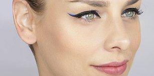 Kusursuz Eyeliner Çekmek İçin Uzun Süre Uğraşmayı Tarihe Karıştıracak En Kolay Eyeliner Yöntemi