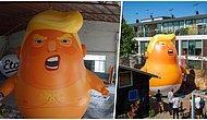 Belediye Başkanı Onayladı: ABD Başkanı'nın Londra Ziyareti Sırasında 'Trump Bebek' Balonu Uçuracaklar!