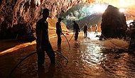 Kurtarılmaları 4 Ay Sürebilirdi: Tayland'da Bir Mağarada Mahsur Kalan Çocuklardan 4'ü Kurtarıldı