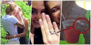 Hiç Evlenmez Diyorduk Ama Gerçekleşti! Justin Bieber ve Sevgilisi Hailey Baldwin Nişanlandı!