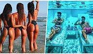 Tatilleri İçin Dudak Uçuklatan Oteller ve Şampanyalı Yat Partileri Tercih Eden Instagram'ın Zengin Çocukları