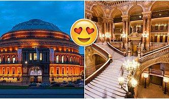 Görkemleriyle Büyülüyorlar: Görür Görmez Ağzınızı Açık Bırakacak Dünyanın En İhtişamlı Opera Binaları