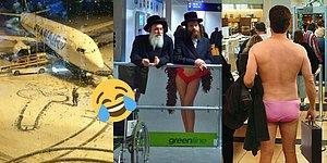 Havaalanlarının Düşündüğümüzden Çok Daha Garip Olduğunu Kanıtlayan Birbirinden Eğlenceli 27 Fotoğraf