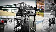 Zamanda Yolculuğa Hazır Olun! Macar Fotoğrafçı Çektiği Fotoğraflarla Geçmişi Günümüze Getiriyor