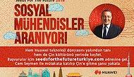 Huawei Geleceğin Tohumları Projesi ile Türk Öğrencileri Çin'e Götürüyor!