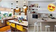 Modernizmin Sanatla Buluşmuş Hali! Tasarımıyla Gözlerden Kalpler Fışkırtan 19 Minik Mutfak