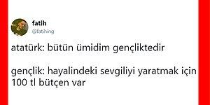 Atatürk'ün Bütün Ümidim Gençliktedir Sözünü Boşa Çıkartanlardan 13 Utandıran Davranış