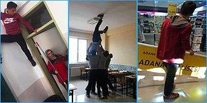Yaz Tatilini En Çok Hak Eden Kesimin Öğretmenler Olduğunu Kanıtlayacak Liselilerden 19 Akıl Almaz Fotoğraf