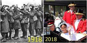 Geçmişe Yolculuk Yapıyoruz! Son 100 Yıllık Dünya Tarihine Damga Vuran 100 Fotoğraf