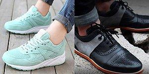 Günlük Hayatta Hangi Tarz Ayakkabı Giymelisin?