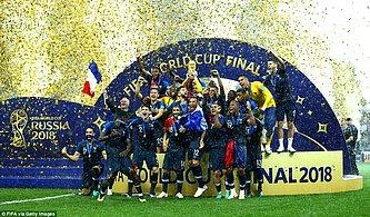 6 Gollü Muhteşem Final: 2018 Dünya Kupası Şampiyonu Fransa!