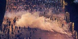 Dünya Kupası Fransa'ya Kaos Getirdi: Ülke Genelindeki Kutlamalarda 292 Kişi Gözaltına Alındı