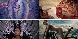 """Ariana Grande'nin Olay Yaratan Yeni Klibi """"God Is A Woman""""ın İçerdiği 18 Gönderme"""