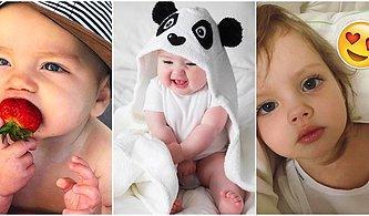 Minnoşluklarıyla İnsanı Çocuk Sahibi Olmaya Zorlayan Dünyanın En Tatlı Bebekleri 😍