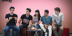 4N1K İlk Aşk Ekibi Sosyal Medyadan Gelen Soruları Yanıtlıyor