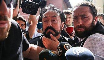 Adnan Oktar Dahil 60 Kişi Tutuklanmaları Talebiyle Mahklemeye Sevk Edildi