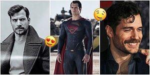 O Superman'i Değil Superman Onu Oynasaydı Keşke! Muhteşem Yakışıklılığıyla Kan Şekerinizi Düşürecek Adam: Henry Cavill