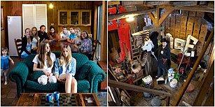 Couchsurfing ile Dünyayı Gezen Sanatçının Ona Evini Açanları Fotoğrafladığı Projeyi Mutlaka Görmelisiniz!