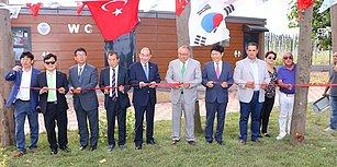 Türkiye-Güney Kore Yapımı Tuvalet Yalova'da Hizmete Girdi: 'İki Ülke İlişkilerine Katkı Sunacak'