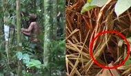 Amazon'da Bir Kabilenin Yaşayan Son Üyesi Ormanda Yalnız Geçirdiği 22 Yıldan Sonra Kameralara Yakalandı!