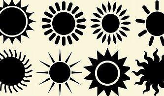 Güneş Seçimine Göre Kişiliğinin Gizli Yönlerini Ortaya Çıkarıyoruz!