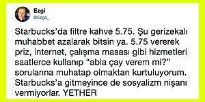 Beğenmeyen Yallah Nargileciye! Türkiye'de Statü Simgesi Sayılan Starbucks'ın Neden Tercih Edildiğini Tek Tek Anlatıyoruz!