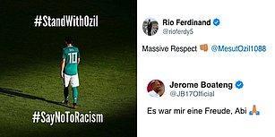 Almanya Milli Takımı'nı Bırakan Mesut Özil Hakkında Yabancıların Yorumları