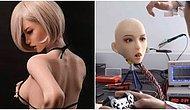 3D Yazıcılar Kullanıp Gerçek İnsan Yüzlerini Taratarak Plastik Seks Kölesi Robotlar Klonlayan Şirket