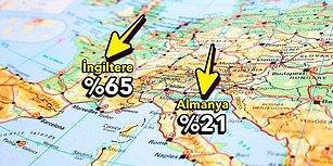 Avrupa Genelinde Yapılan 'Hiç Yabancı Dil Bilmeyen Nüfus Oranı' Araştırmasında Türkiye Kaçıncı Sırada?