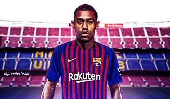 Roma'ya Transferde Son Dakika Şoku! Malcom, Barcelona'ya Transfer Oldu