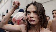 Çıplak Protestoları ile Ünlü Feminist Grubun Kurucularından Oksana Shackho Evinde Ölü Bulundu!