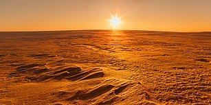 Mars'ta Heyecanlandıran Keşif: Buz Yüzeyin Altında Su Gölü Tespit Edildi