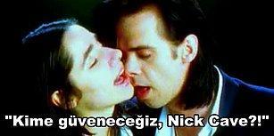 Romantik Adamdan Korkacaksın! Hollywood Filmlerini Aratmayan Hikayesiyle Nick Cave'in İbretlik Aşk Hayatı!
