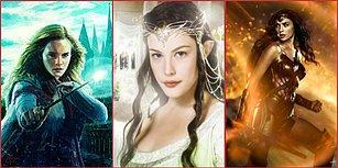 Hangi Fantastik Film Kadın Karakterisin?