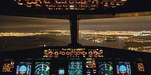 Dünya'yı Hiç Böyle Görmediniz! Ekvadorlu Pilottan Sizi Hayretler İçinde Bırakacak Kareler