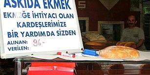 Yapılan Zamma 'İnsani Değil' Diyen Bahçeli 'Askıda Ekmek' Projesi Başlattı