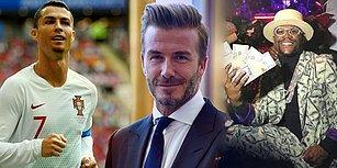 Ne Paralar Dönüyor! Sosyal Medyada Yaptıkları Tek Bir Paylaşımla Milyonlar Kazanan 11 Sporcu