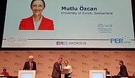 Gururlandık! Türk Bilim İnsanı Mutlu Özcan '2018 Yılın En Seçkin Bilim İnsanı' Seçildi