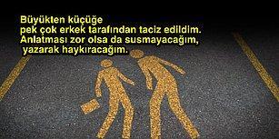 Susmuyorum! Türkiye'de Yaşayan Bir Kadın Olarak Sokakta, Toplu Taşımada, Okulda Uğradığım Tacizler