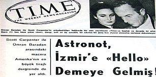 Uzayı Fetheden Bir Astronotu Kendine Deli Divane Aşık Eden Türk Kadınının Hikayesi