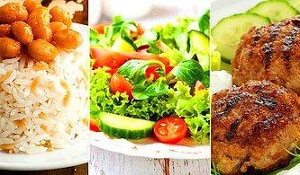 Sevdiğin Yemekleri Seç, Yatkın Olduğun Psikolojik Rahatsızlığı Söyleyelim!