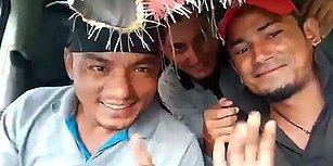 Yolculuk Sırasında Video Çekmeye Çalışırken Kaza Yaparak Arkadaşlarının Ölümüne Sebep Olan Gençler